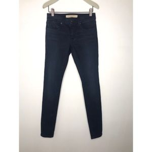 Burberry Brit skinny low rise jeans